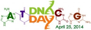 DNA Day 2014 – Where's the Love for RNA Day?