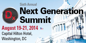 The 2014 Next Generation Dx Summit
