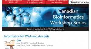 Upcoming Workshop – Informatics for RNA-Seq