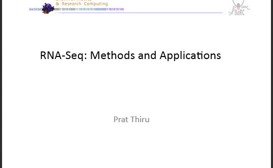 RNA‐Seq: 