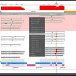 Visualization of nucleotide substitutions in the (micro)transcriptome
