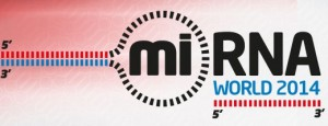 Early Bird Deadline Approaching – miRNA World 2014