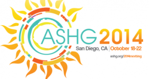 Industry Press from ASHG Day 1