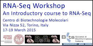 Upcoming RNA-Seq Workshops