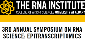 3rd Annual Symposium on RNA Science and its Applications – Epitranscriptomics