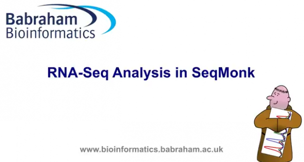 RNA-Seq analysis in SeqMonk with DESeq