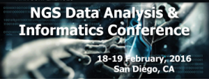NGS Data Analysis and Informatics Conference