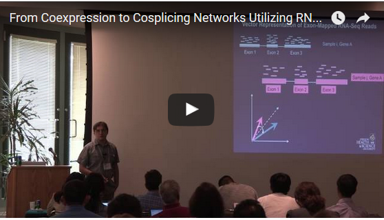 From Coexpression to Cosplicing Networks Utilizing RNA-Seq Data