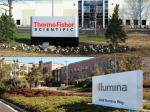 Big Industry News – Thermo to buy Affy – Illumina launches liquid biopsy startup