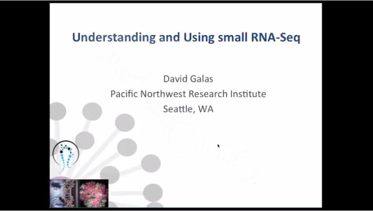 Understanding and using small RNA-Seq