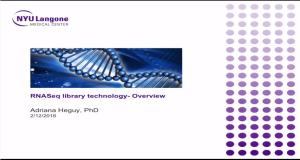 RNA-seq workshop 2/12/2016