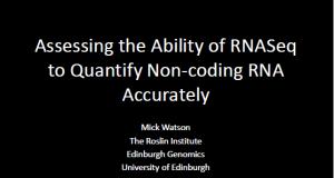 Can RNA-Seq Quantify Non-Coding RNA Accurately?