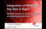 Integration of RNA-Seq Big Data in Bgee Interface
