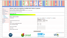 MPSCAN: Fast Localisation of Multiple Reads in Genomes