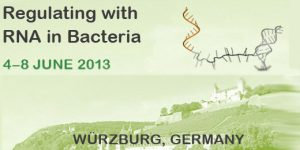 Upcoming Conference – Regulating with RNA in Bacteria