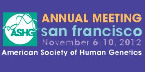 RNA-Seq a big topic at upcoming ASHG 2012