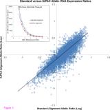 Whole transcriptome RNA-Seq allelic expression in human brain