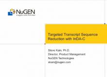 Ovation RNA-Seq Targeted Depletion with InDA-C Technology