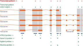Study suggests that microarrays can perform on nearly equal footing with RNA-Seq