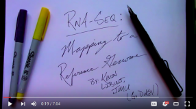 RNA-SEQ – Mapping to a Reference Genome