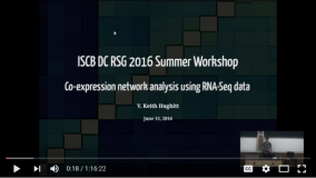 Co-expression network analysis using RNA-Seq data
