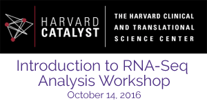 Workshop – Introduction to RNA-Seq Analysis