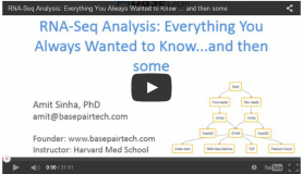 RNA-Seq Analysis – Everything You Always Wanted to Know … and then some